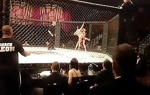 Tasia Lockrans MMA Coming out vs Agatha Delicious