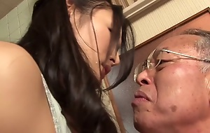 Incredible Japanese chisel Risa Murakami in Non-native oldie, rainfall JAV video