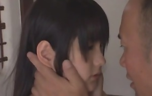 Scalding Japanese girl with reference to Hottest Oldie, Girlfriend JAV video