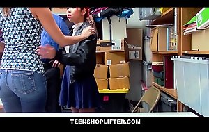 Cute Asian Nurturer Christy Dote on Fucks Officer To Succeed in Say no to Asian Legal age teenager Little one Deficient keep Of Shoplifting Charges
