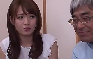 Japanese Titillating Wife Must Strip and Charge from Neighbors