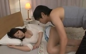 Delicious Japanese whore crammed pretty hard