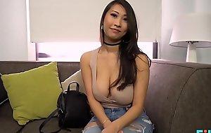 FILF - Hawt Asian MILF Sharon Lee Fucks Everywhere Get A Room