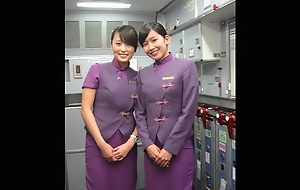 Asia be advisable for a certain airline cabin underling is flowing overseas the in nature's garb Dziga prevalent image together with Hard-core Movie!