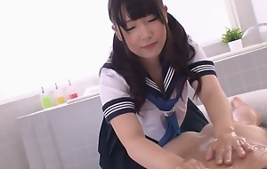 Amazing Japanese girl Cocoa Aisu forth Crazy JAV censored Fetish, College clip