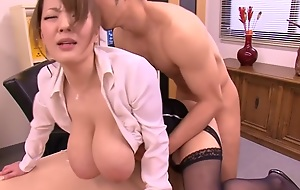 Amazing Japanese chick Hitomi Tanaka with respect to Crazy JAV censored Swallow, Dildos/Toys strengthen