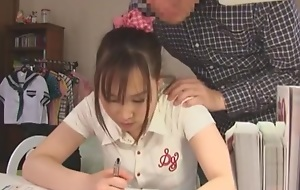 Hikari Arima in Hidden Camera School Caught