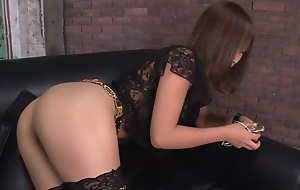 Foreign Japanese model Aika in Horny JAV uncensored Creampie clip