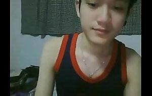 Thai Boy Webcam Cum