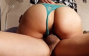 Sniffy Y-fronts big ass girl shaking her butt with panty beyond everything asian fetiche