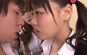 Asian schoolgirls captivate classmate - more clips convenient hotasianonline.com