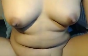 Ancient Hairy Lady Blasting and Pissing
