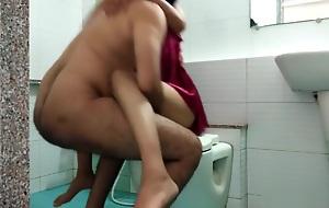 Indian Desi Horny Prop Having Sex In Bathroom Hindi Audio