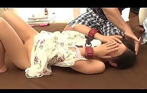 Oriental - Suzu Ichinose Realize Blowjob and Hardcore Small Unladylike