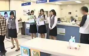 japanese girls are an obstacle best to hand berth jobs