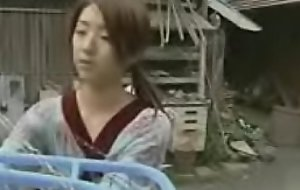 Japanese Young Horny Home Wife Force