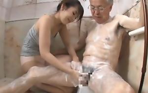 Oriental MILFs vs Old Men 9