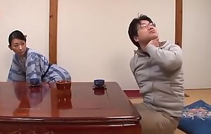 Nice Asian Japanese Mom With an increment of Their way Son Crafty Sex