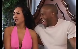Interracial Asian Mummy With BBC