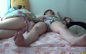 Asian babyhood dowsing bed