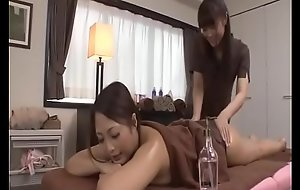 Superb massage opportunity with a nancy newborn be proper be expeditious for Maika - Stranger JAVz.se
