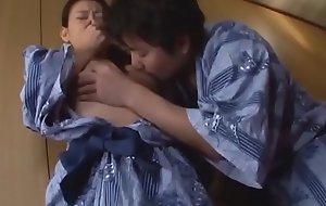 Japanese Milf Increased by Sprog First Time